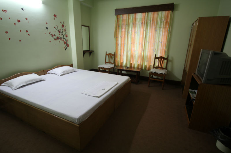 Book Standard Double Room at Hotel Green Park, Gangtok